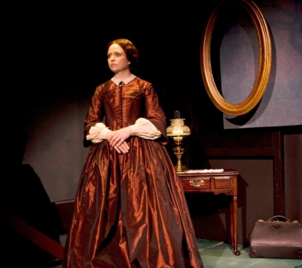 Photo Flash: Maxine Linehan in Alloy Theater Company's BRONTË: A PORTRAIT OF CHARLOTTE