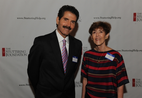 Photo Flash: John Stossel Celebrates Stuttering Awareness Week at NYC Gala