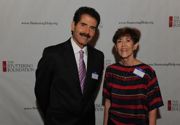 Photo Flash: John Stossel Celebrates Stuttering Awareness Week at NYC Gala