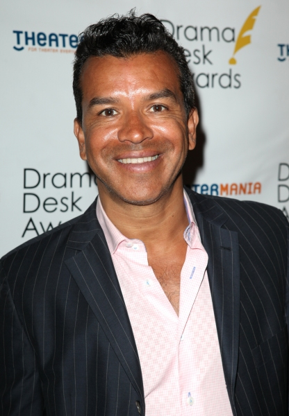 Sergio Trujillo  at The 57th Annual Drama Desk Nominee Reception - All the Nominees!