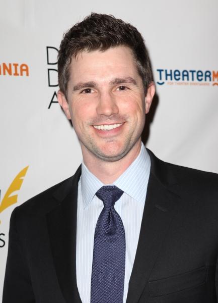 Matt Cavenaugh at The 57th Annual Drama Desk Nominee Reception - All the Nominees!