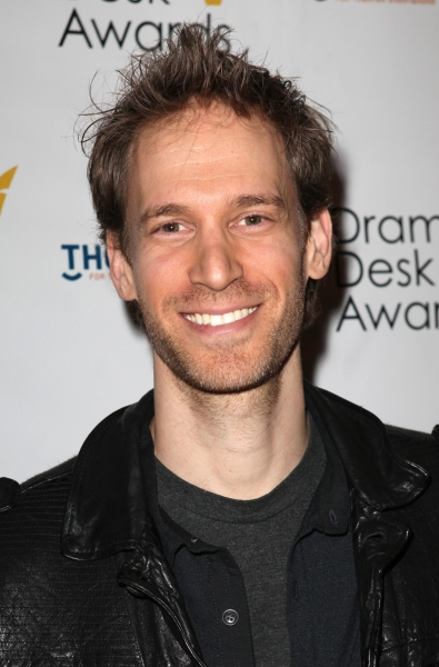 David Korins at The 57th Annual Drama Desk Nominee Reception - All the Nominees!
