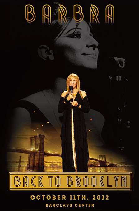 Barbra Streisand Adds Another Brooklyn Performance to Concert Schedule, 10/13