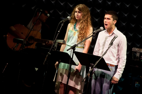Photo Flash: Ryan Scott Oliver and Pace U Present HATCHED - NEW WORK