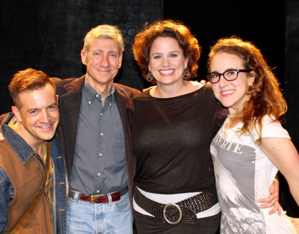 Photo Flash: SILENCE! THE MUSICAL Welcomes Cady Huffman