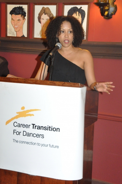 Photo Coverage: Jerry Mitchell & More Celebrate Dancers at the Career Transition For Dancers Dinner