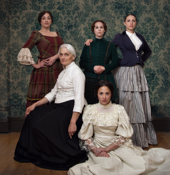 BWW Reviews:  Spark Theater Presents Chekov's THREE SISTERS - An Instant Classic