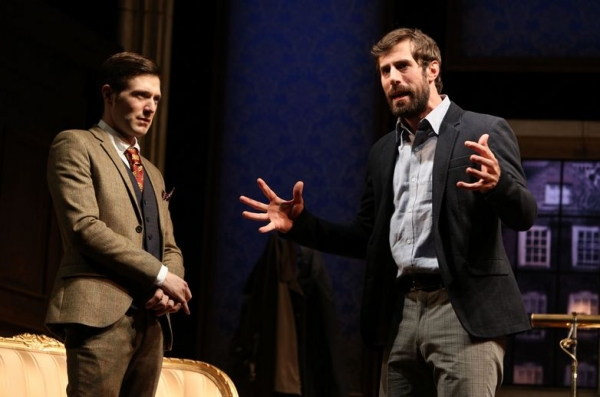 Photo Flash: THE COMMON PURSUIT- Production Shots!