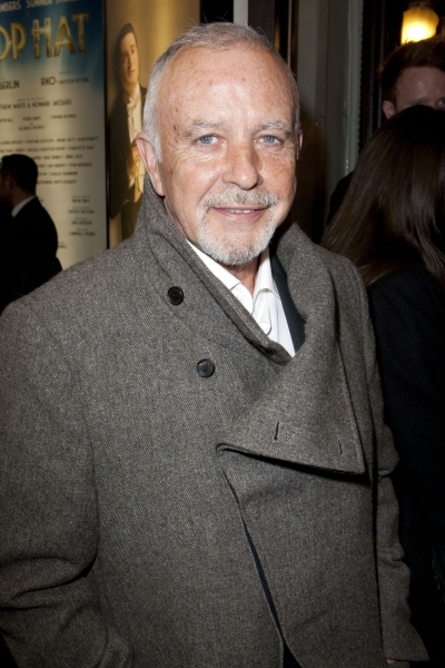 David Essex arrives on Press Night for Top Hat at the Aldwych Theatre, London, England on 9th May 2012. (Credit should read: Dan Wooller/wooller.com). Paid use only. No Syndication