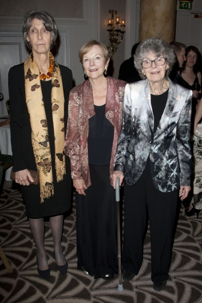 Elizabeth Peters, Ava Astaire Mckenzie and Linda Emmett attend the after party on Pre Photo