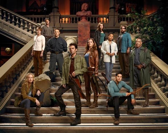 Photo Flash: First Look - NBC's New Series REVOLUTION