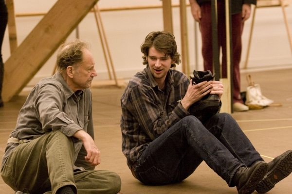 Photo Flash: Oliver Platt, Lily Rabe, et al. in Rehearsal for AS YOU LIKE IT