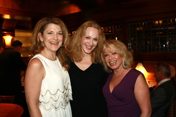 Victoria Clark, Jan Maxwell and Elaine Paige
