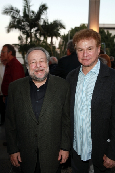 Ricky Jay  and Robert Wuhl