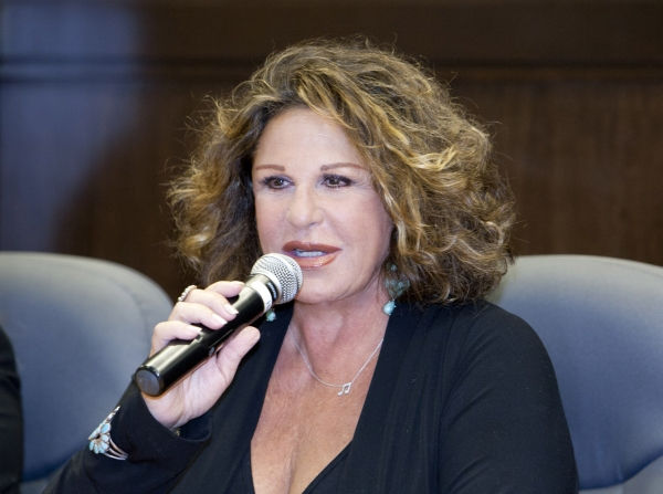 Lainie Kazan at Lainie Kazan, Michele Lee et al. at THE PERSIAN ROOM PRESENTS Book Signing