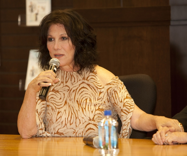 Michele Lee at Lainie Kazan, Michele Lee et al. at THE PERSIAN ROOM PRESENTS Book Signing