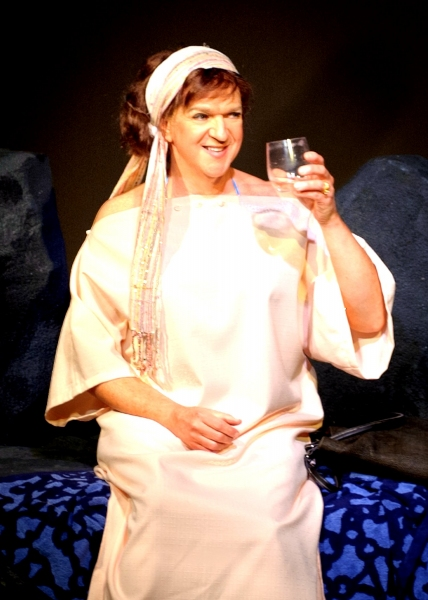 Photo Flash: Southern Rep Presents Ricky Graham as SHIRLEY VALENTINE, Now thru 5/27