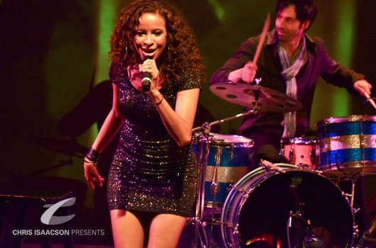 Photo Coverage: Upright Cabaret's 'RHYTHM OF THE NIGHT' shines with Margherita, Hernandez, et al.