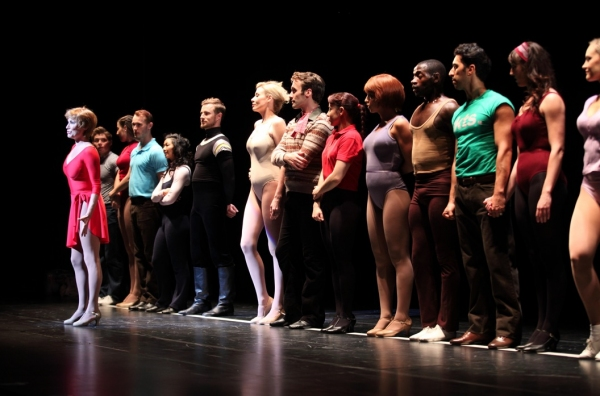Photo Flash: A CHORUS LINE Comes to Sydney's Capitol Theatre Tonight, July 20
