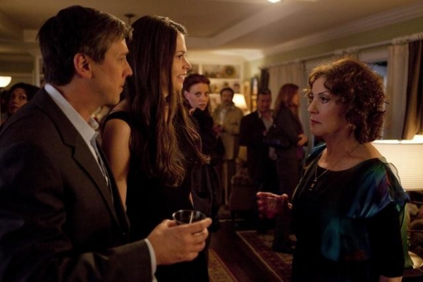 ALAN RUCK, SUTTON FOSTER, KELLY BISHOP
