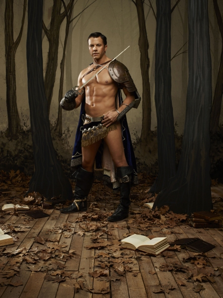 Photo Flash BROADWAY BARES: HAPPY ENDINGS- Promo Shots!