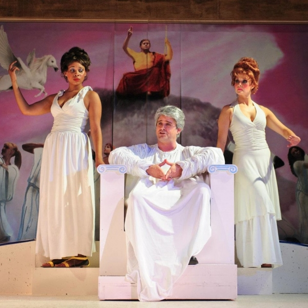 Photo Flash: Jefferson Performing Arts Society's XANADU Opens Tonight