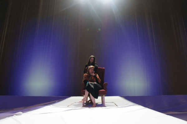 Photo Flash: First Look at AINADAMAR at Long Beach Opera