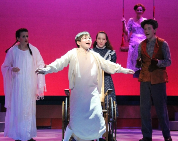 Photo Flash: WPPAC's SECRET GARDEN Opens Tonight