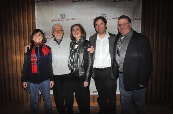 Janet Watson, Tom Jones, Nancy Ford (Arrangements and Additional Lyrics), West Hyler (Director) and James Morgan