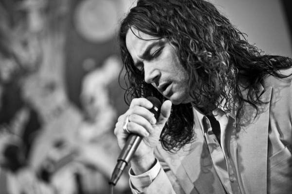 Photo Coverage: Rachel Potter and Constantine Maroulis Prep for Joe's Pub Concert!