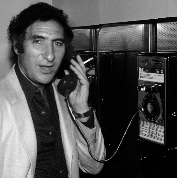 Photo Blast From The Past: Judd Hirsch!
