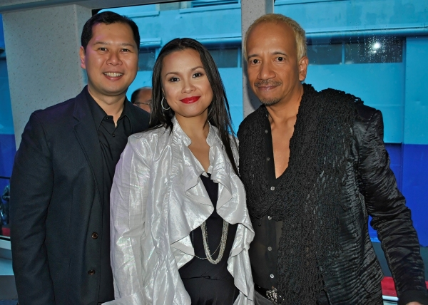 Photo Coverage: Anna Maria Perez de Tagle and Friends' Cruise Concert