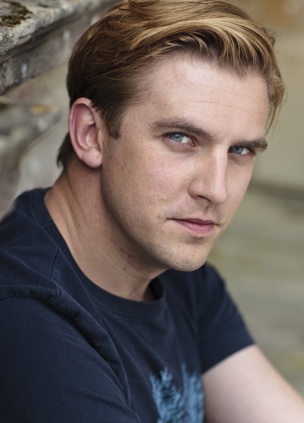 DOWNTON ABBEY Star Dan Stevens to Join Jessica Chastain & David Strathairn
