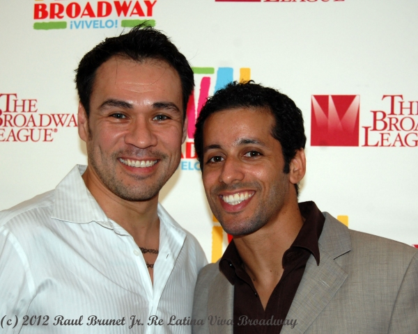 Michael Balderrama and Luis Salgado Photo