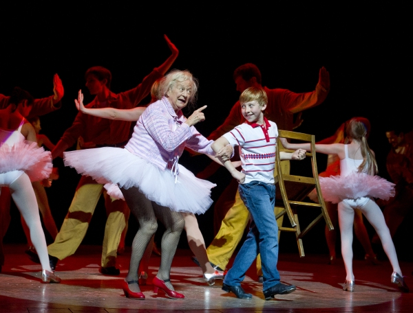 Photo Flash: BILLY ELLIOT Set to Run Until December 2013