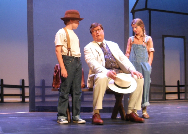 Photo Flash: First Look at Marcus Wynn, Harold Dershimer & More in TO KILL A MOCKINGBIRD at The El Segundo Playhouse