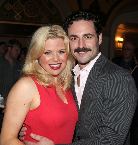 Photo Coverage: GENTLEMEN PREFER BLONDES Closing Reception!