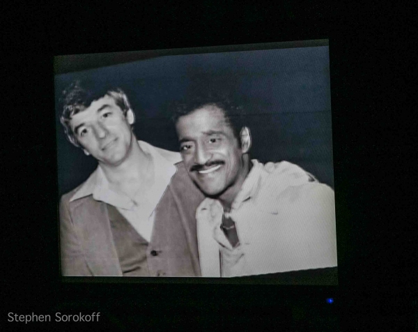 Tom Dreesen & Sammy Davis Jr.