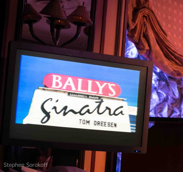 Photo Coverage: Tom Dreesen Brings AN EVENING OF LAUGHTER AND STORYTELLING OF SINATRA TO Feinstein's