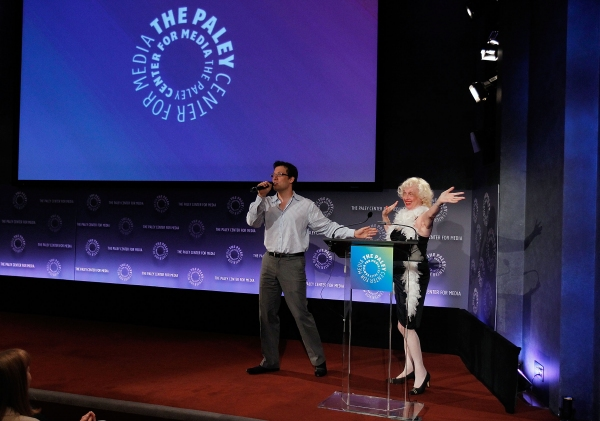 Photo Flash: John Tartaglia, Christine Pedi, et al. at Tony Awards Film Screenings of OKLAHOMA and CAROL CHANNING: LARGER THAN LIFE