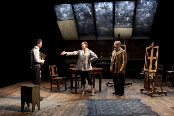 BWW Reviews: Art Conflicts with Tradition in MY NAME IS ASHER LEV at Long Wharf Theatre