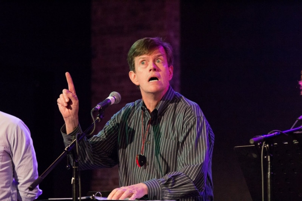 Photo Flash: Julie White, Dylan Baker, et al. at Page 73 Benefit