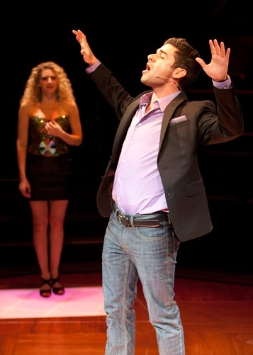 Photo Flash: First Look at The Old Globe's NOBODY LOVES YOU World Premiere!