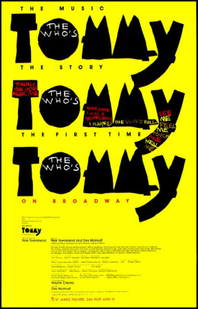 2012 Tony Awards Clip Countdown - Day 4: The Who's TOMMY At The Tonys