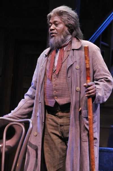 Photo Flash: Sneak Peek at Lilias White in Rubicon Theatre's GEM OF THE OCEAN, Ventura, CA