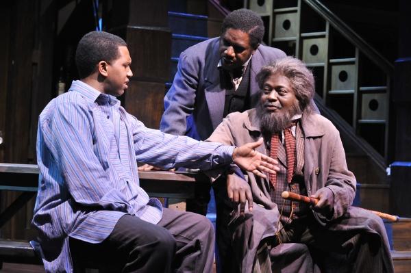 Anthony J. Haney, Clinton Derricks-Carroll and Keith Arthur Bolden Photo