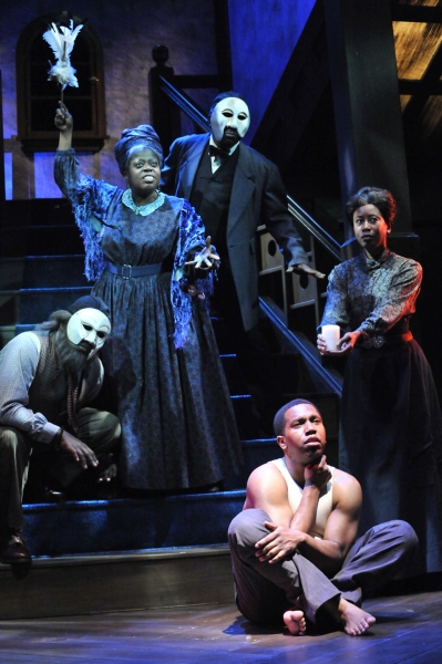 Photo Flash: Sneak Peek at Lilias White in Rubicon Theatre's GEM OF THE OCEAN, Ventura, CA