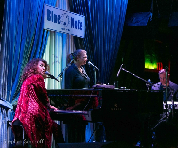 Melissa Manchester  at Melissa Manchester Plays BLUE NOTE