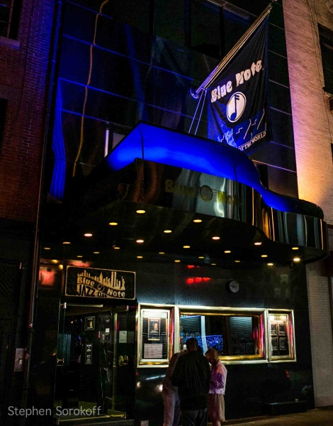 Photo Coverage: Melissa Manchester Plays BLUE NOTE