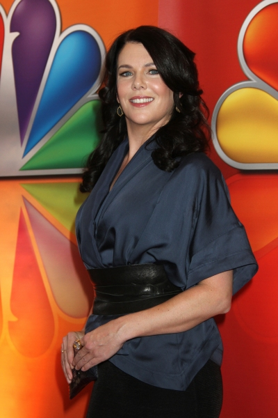Lauren Graham at Theatre Stars at the 2012 Upfronts!